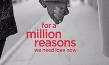 For a Million Reasons We Need Love -- Lady Gaga